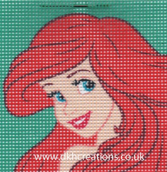 Disney Princess Ariel Cross Stitch Kit